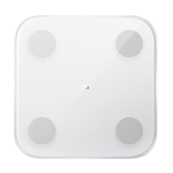 Mi Smart Scale 2 Body Composition Personal Scale Digital - 150kg / 0.1kg - Digital Scale Bodyweight Body White