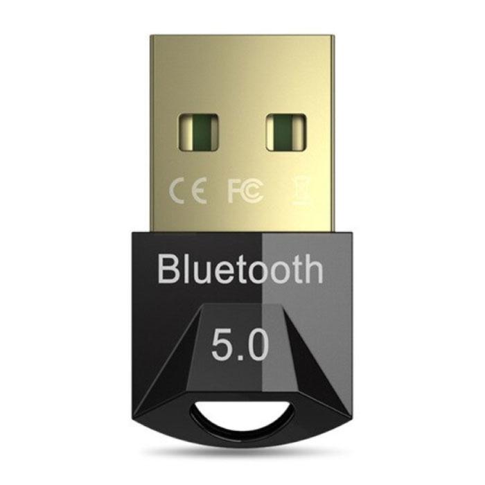Bluetooth 5.0 Adapter - Transmitter/Receiver Draadloze Dongle Ontvanger Zender