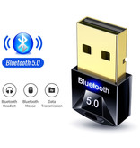 Essager Bluetooth 5.0 Adapter - Transmitter/Receiver Draadloze Dongle Ontvanger Zender
