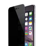 Stuff Certified® 2-Pack iPhone 6S Privacy Screen Protector Full Cover - Tempered Glass Film Gehard Glas Glazen