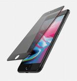 Stuff Certified® 2er-Pack iPhone 7 Plus Privacy Displayschutzfolie Volle Abdeckung - Gehärtete Glasfolie Gehärtete Glasgläser