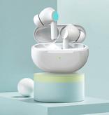 Ukkuer A1 Draadloze Oortjes - True Touch Control TWS Bluetooth 5.0 Ear Buds Wireless Earphones Earbuds Oortelefoon Zwart