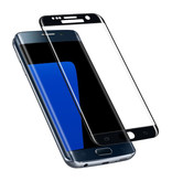 Stuff Certified® 3-Pack Samsung Galaxy S7 Full Cover Screen Protector 9D Tempered Glass Film Gehard Glas Glazen