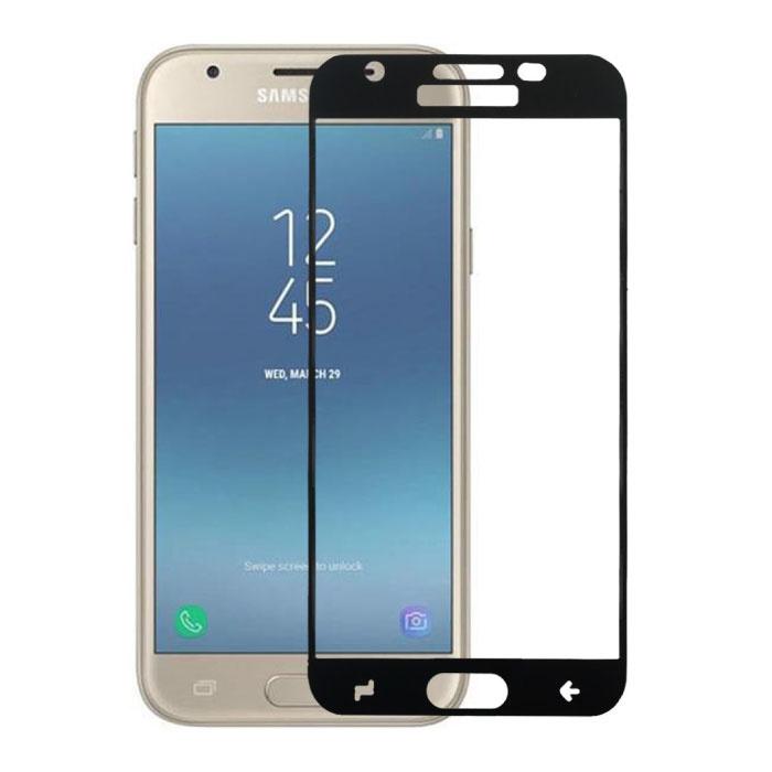3er-Pack Samsung Galaxy Note 5 Vollschutz-Displayschutzfolie 9D-Glasscheibe aus gehärtetem Glas