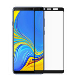 Stuff Certified® 3-Pack Samsung Galaxy A9 2017 Full Cover Screen Protector 9D Tempered Glass Film Gehard Glas Glazen