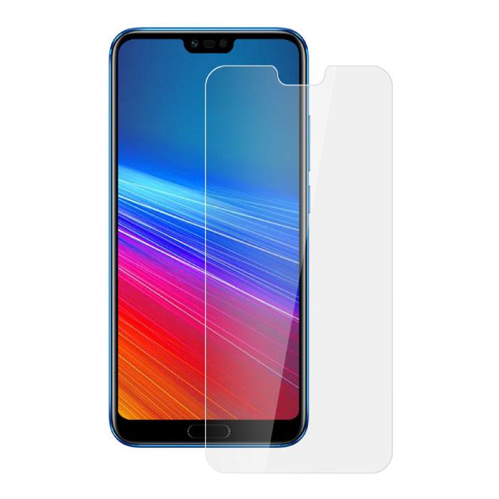 Lunettes en verre trempé de film de verre trempé de protecteur d'écran Huawei Honor 10