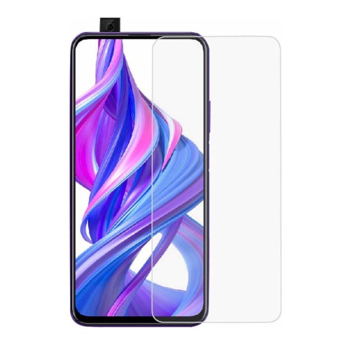 Lunettes en verre trempé de film de verre trempé de protecteur d'écran Huawei Honor 9X
