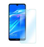 Stuff Certified® 3er-Pack Huawei Y7 Pro 2017 Displayschutzfolie aus gehärtetem Glas Filmglas aus gehärtetem Glas