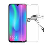 Stuff Certified® 3-Pack Huawei Honor 10i  Screen Protector Tempered Glass Film Gehard Glas Glazen