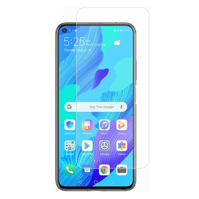 Stuff Certified® 3er-Pack Huawei Honor 20 Displayschutzfolie aus gehärtetem Glas Filmglas aus gehärtetem Glas