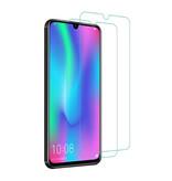 Stuff Certified® 3er-Pack Huawei Honor 10 Displayschutzfolie aus gehärtetem Glas Hartglas