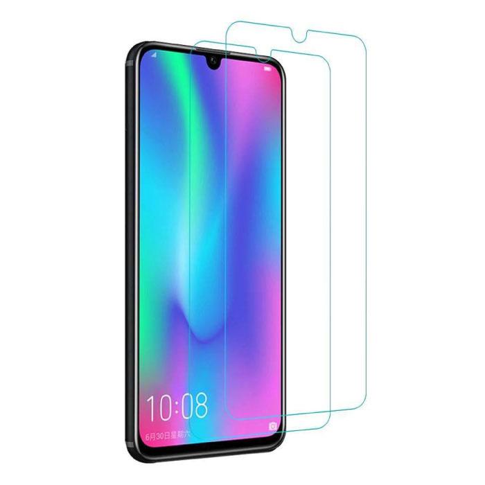 Stuff Certified® 3-Pack Huawei Honor 10  Screen Protector Tempered Glass Film Gehard Glas Glazen