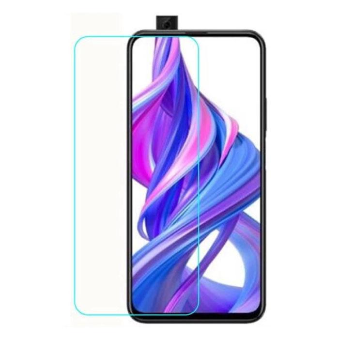 Stuff Certified® 3-Pack Huawei Honor 9X Screen Protector Tempered Glass Film Gehard Glas Glazen