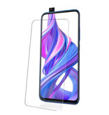 Stuff Certified® 3er-Pack Huawei Honor 9X Pro Displayschutzfolie aus gehärtetem Glas Filmglas aus gehärtetem Glas