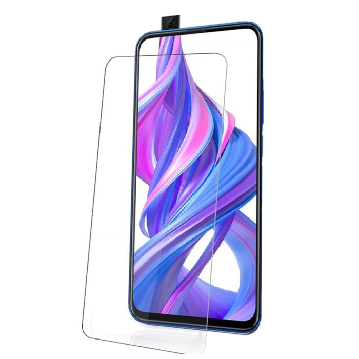 Stuff Certified® 3-Pack Huawei Honor 9X Pro Screen Protector Tempered Glass Film Gehard Glas Glazen