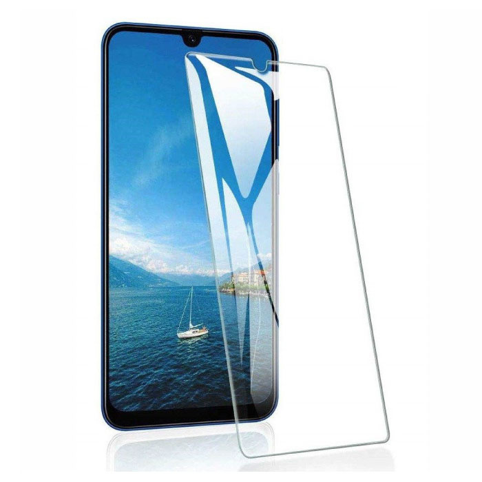 Stuff Certified® 3er-Pack Huawei P40 Lite Displayschutzfolie aus gehärtetem Glas Filmglas aus gehärtetem Glas
