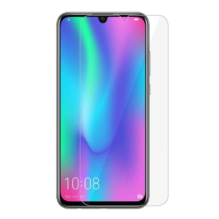 Paquet de 10 verres en verre trempé avec film de protection d'écran Huawei Honor 10 Lite