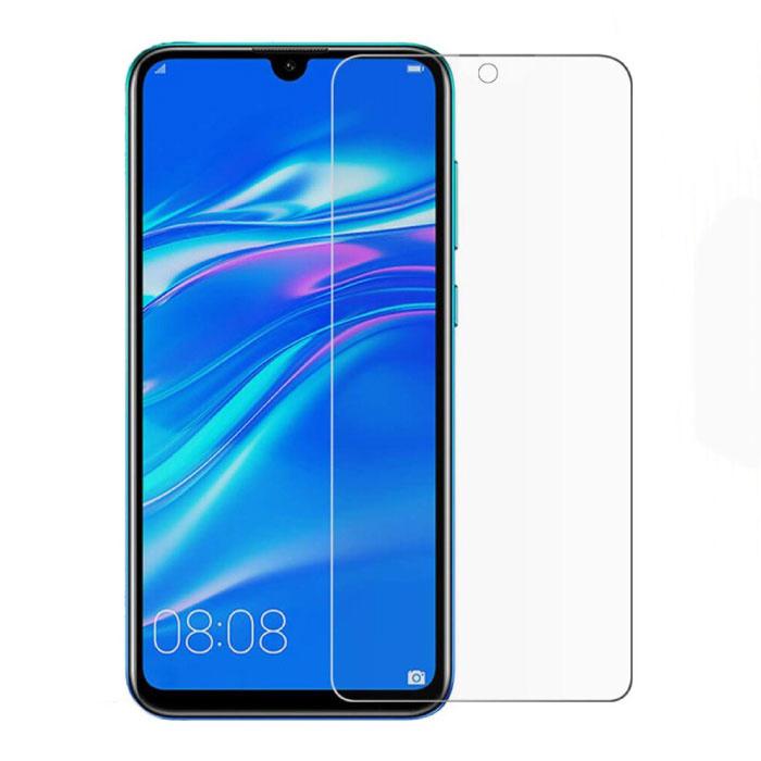 Paquet de 10 verres en verre trempé avec film de protection d'écran Huawei Honor 8X