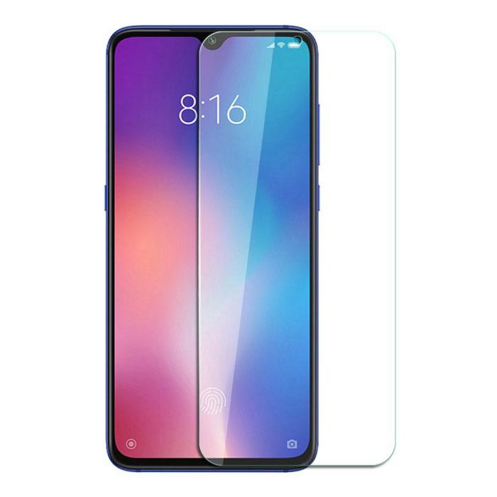 Lunettes en verre trempé de film de verre trempé de protecteur d'écran Xiaomi Mi 9