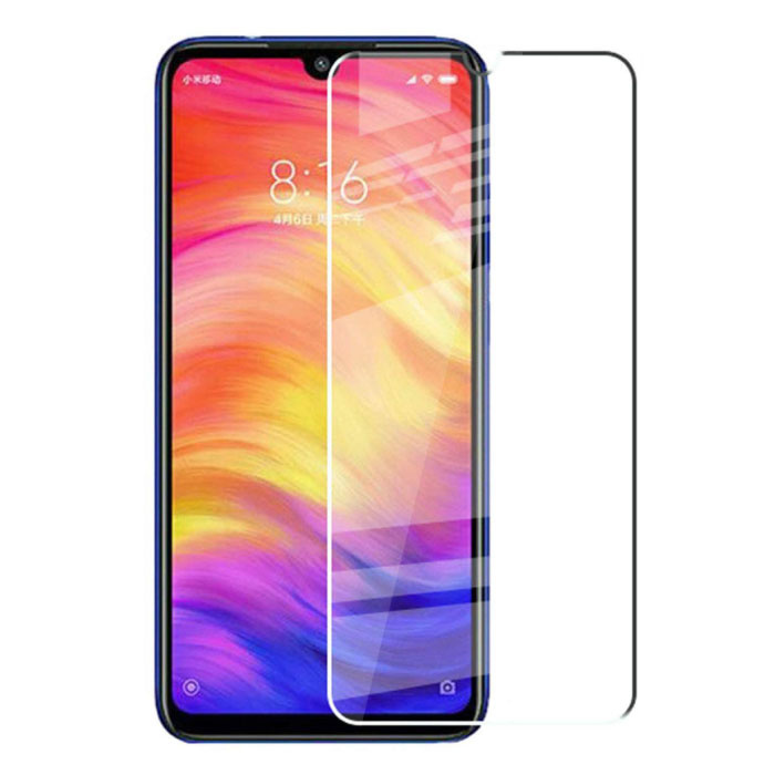 2-Pack Xiaomi Redmi Note 7 Pro Screen Protector Tempered Glass Film Tempered Glass Glasses