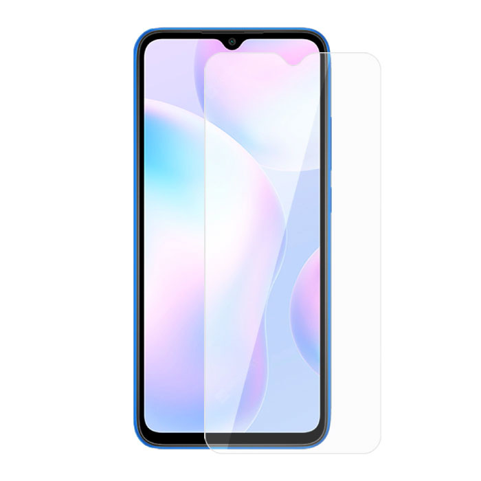 2-Pack Xiaomi Redmi 9C Screen Protector Tempered Glass Film Tempered Glass Glasses