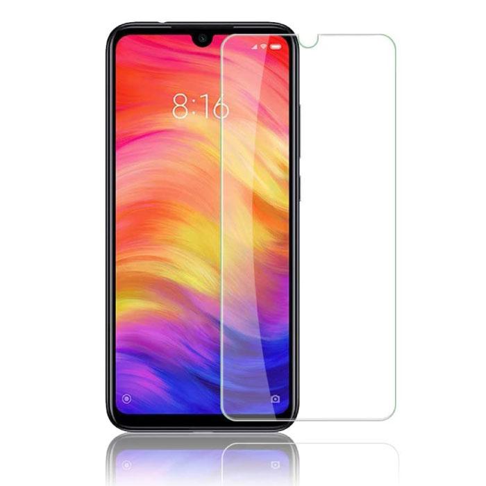 2er Pack Xiaomi Redmi 7 Displayschutzfolie aus gehärtetem Glas Hartglas