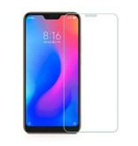 Stuff Certified® 3-Pack Xiaomi Mi A3 Lite Screen Protector Tempered Glass Film Gehard Glas Glazen
