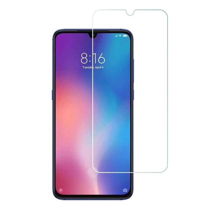 Paquet de 5 verres en verre trempé avec film de protection d'écran Xiaomi Redmi K20