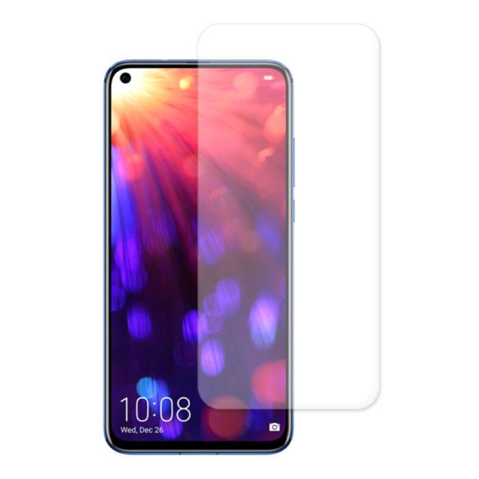 Paquet de 10 verres en verre trempé avec film de protection d'écran Xiaomi Mi 10