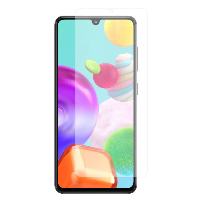 5er-Pack Samsung Galaxy A41 Vollschutz-Displayschutzfolie 9D-Glasscheibe aus gehärtetem Glas