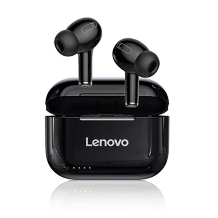 LP1S Wireless Earbuds - TWS Ohrhörer Bluetooth 5.0 Wireless Buds Ohrhörer Ohrhörer Schwarz