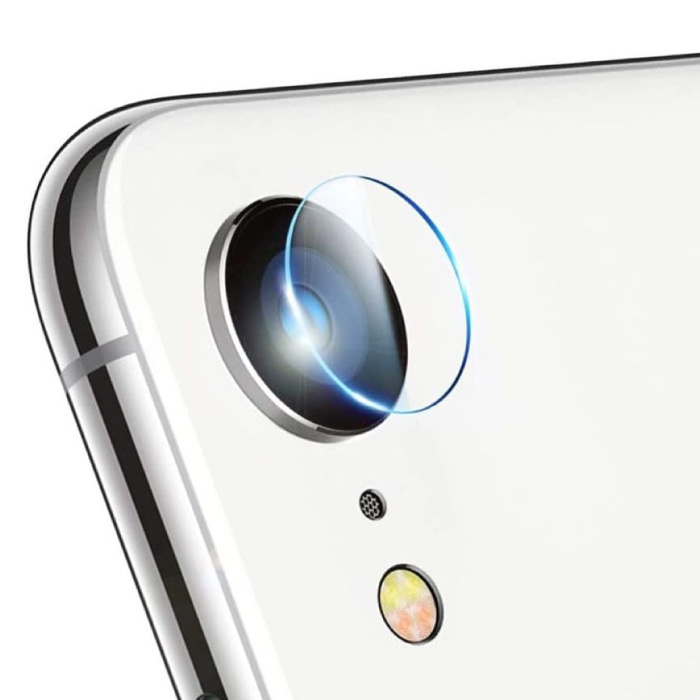 3-Pack iPhone 8 Tempered Glass Camera Lens Cover - Shockproof Case Bescherming