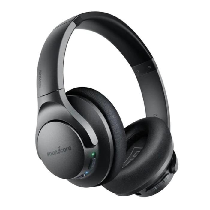 Q20 Draadloze Koptelefoon - Bluetooth 5.0 Wireless Headphones Stereo Studio Zwart