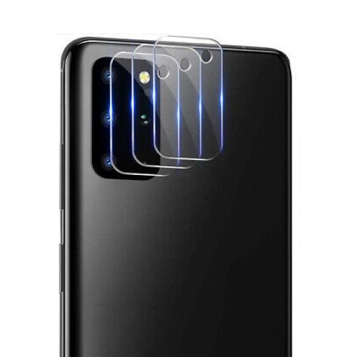 Lot de 3 couvercles d'objectif en verre trempé pour Samsung Galaxy Note 10 Lite - Protection antichoc