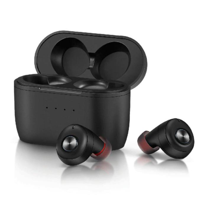 Écouteurs sans fil QCC010 - TWS Bluetooth 5.0 Écouteurs Écouteurs Écouteurs Noir