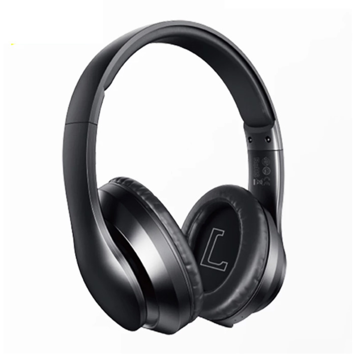 Encok D07 Wireless Headphones with Omnidirectional Microphone - Bluetooth Wireless Headphones Stereo Gaming