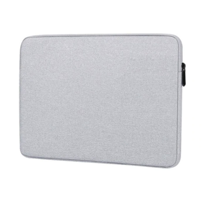 Laptop Sleeve for Macbook Air Pro - 14 inch - Carrying Case Cover White