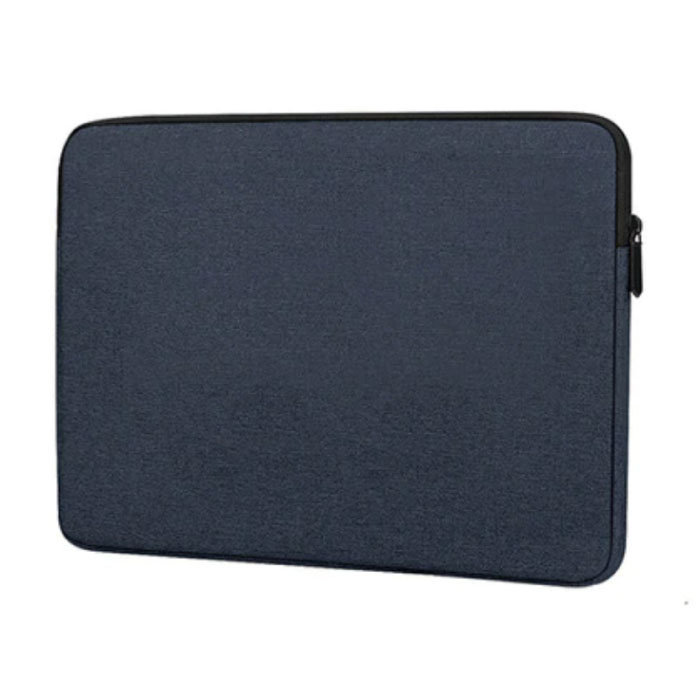 Housse pour ordinateur portable pour Macbook Air Pro - 15,6 pouces - Housse de transport bleu