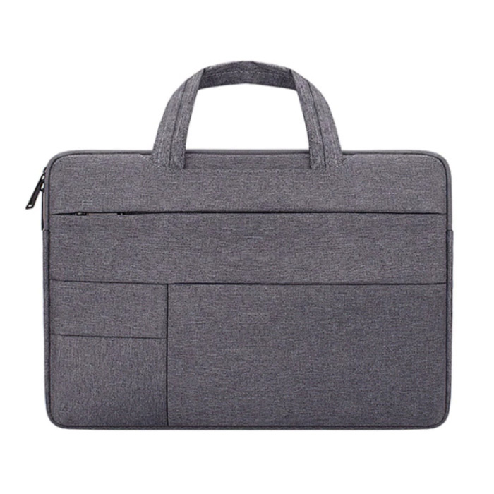 Carrying Case for Macbook Air Pro - 13 inch - Laptop Sleeve Case Cover Gray