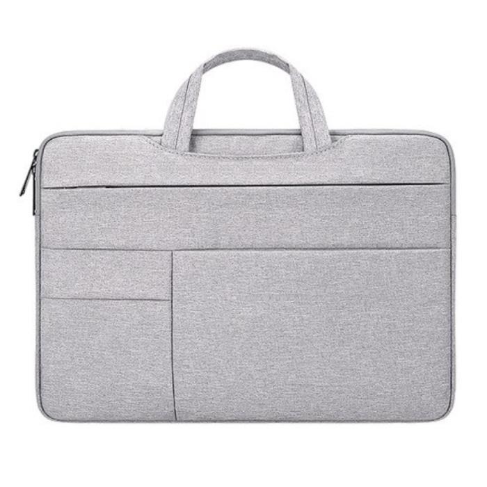 Draagtas voor Macbook Air Pro - 15.6 inch - Laptop Sleeve Case Cover Wit