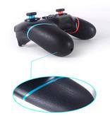 Stuff Certified® 2-Pack Gaming Controller voor Nintendo Switch - NS Bluetooth Gamepad met Vibratie Grijs