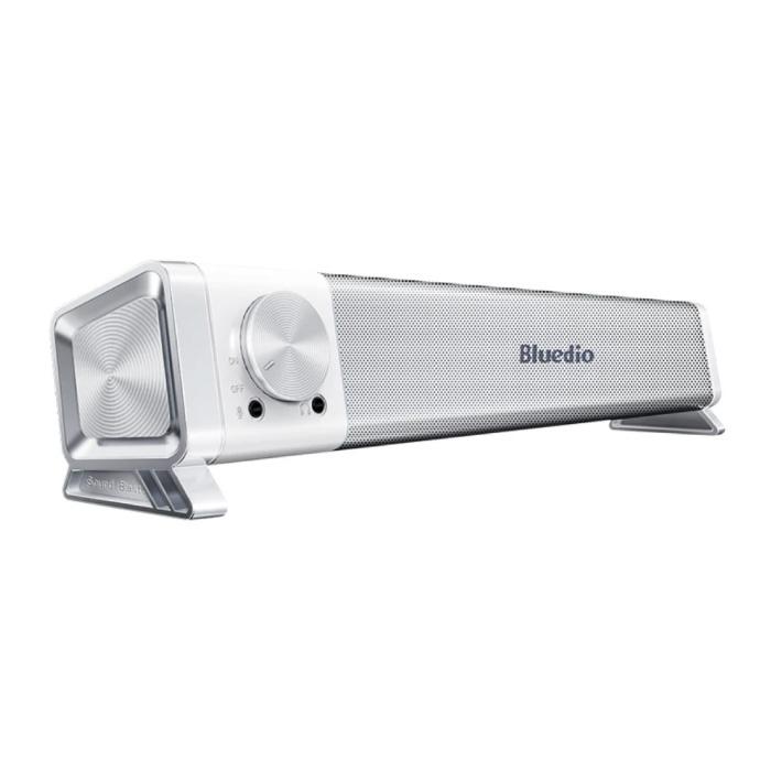 LS Draadloze Soundbar - Luidspreker Wireless Bluetooth 5.0 Speaker Box Zwart