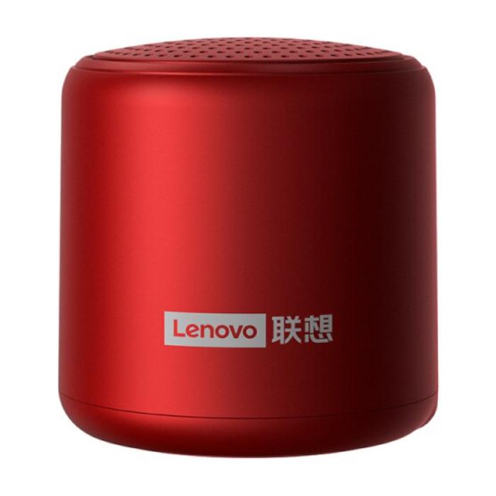 Mini Altavoz Inalámbrico L01 - Altavoz Inalámbrico Caja de Barra de Sonido Bluetooth 5.0 Rojo