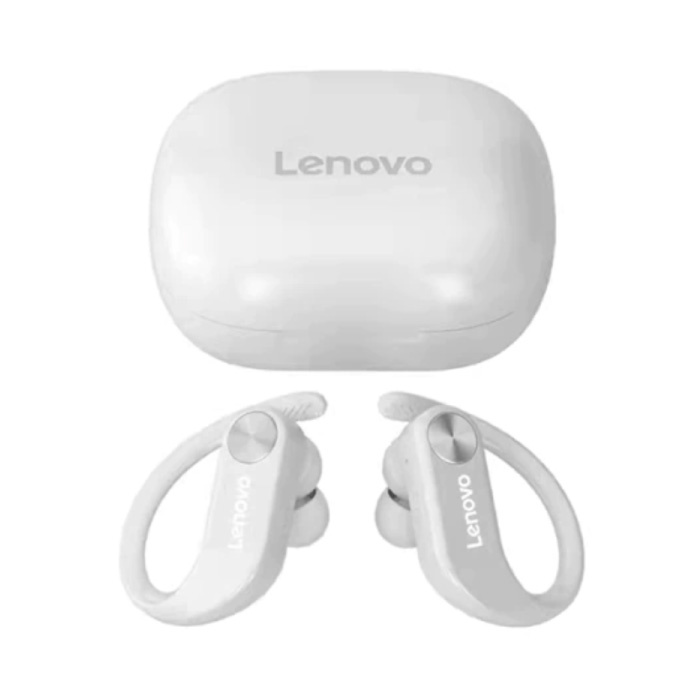 LP7 Wireless Earphones - Touch Control Earphones TWS Bluetooth 5.0 Earphones Earbuds Earphones White
