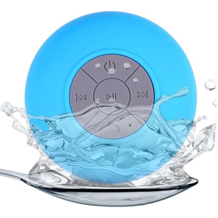 Waterdichte Bluetooth Luidspreker - Draadloos Soundbox Externe Wireless Speaker Blauw