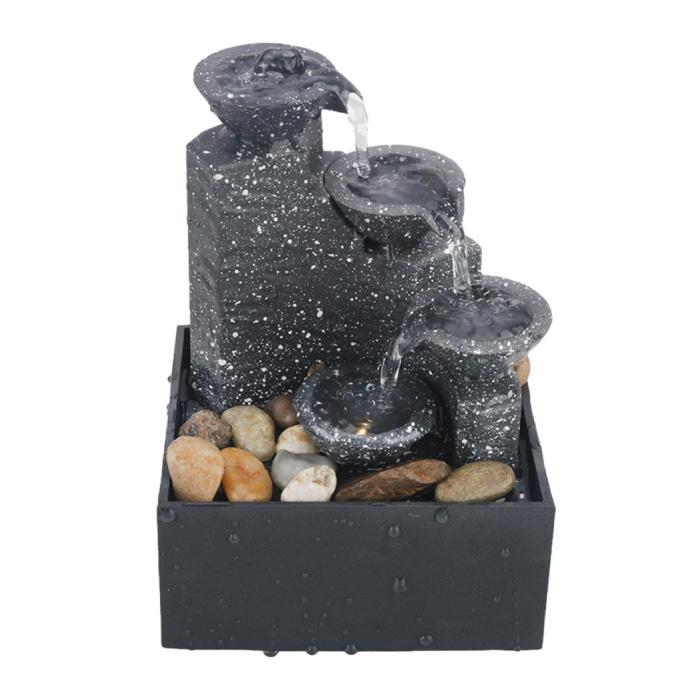 Mini Ornamental Waterfall Feng Shui - Fountain Decor Ornament