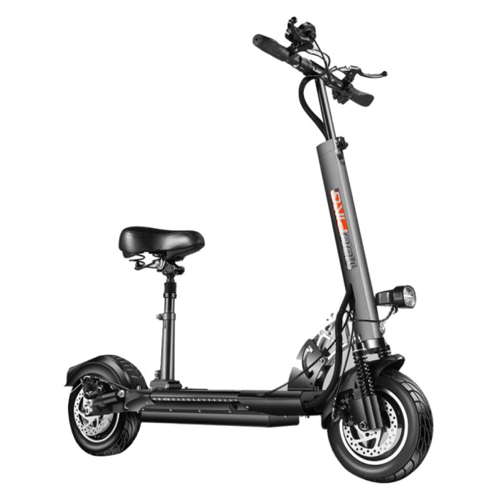 Q02 Foldable Electric Smart E Step Scooter Off-Road - 500W - 25 km/h - 10 inch Wheels - 18Ah Battery