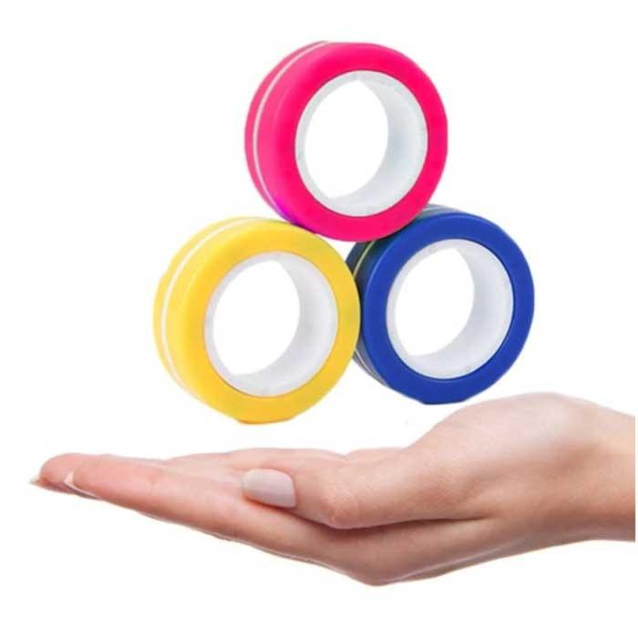 Fidget Spinner - Jouet anti-stress à main Spinner Toy R118 Metal Chroma - Copy