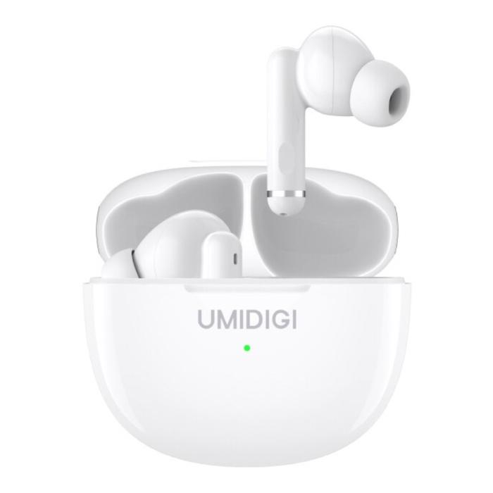 Airbuds Pro Draadloze Oortjes - ANC Ruisonderdrukking Touch Control Oordopjes TWS Bluetooth 5.1 Earphones Earbuds Oortelefoon Wit