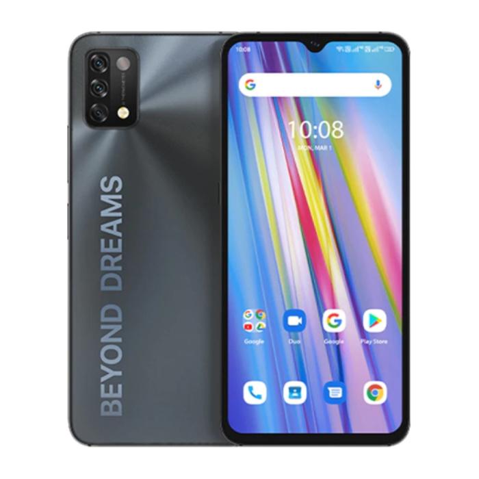Smartphone A11 Frost Grey - Débloqué SIM Free - 4Go RAM - 128 Go Stockage - 16MP Triple Caméra - Batterie 5150mAh - Neuf - Garantie 3 Ans